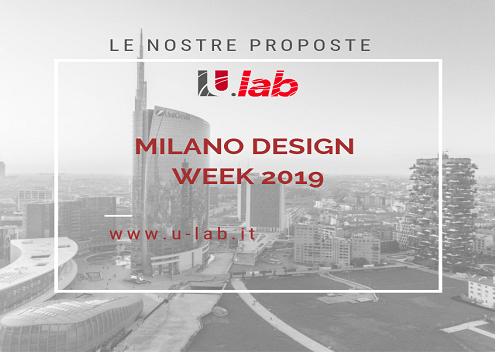 milano design week 2019 u.lab - Copia